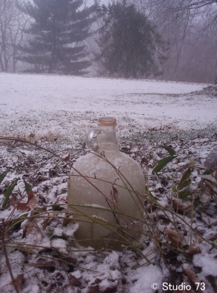 Winter Bottle